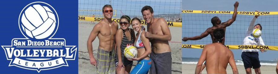 San Diego Beach Volleyball League